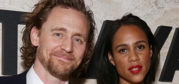 Tom Hiddleston & Zawe Ashton are still together & vacationing in Ibiza