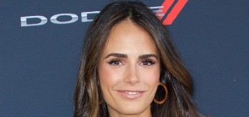 Jordana Brewster is engaged to the guy she flew to meet right after her separation