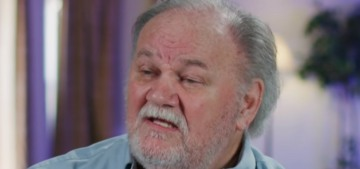 Thomas Markle now claims he won't sue the Sussexes for visitation