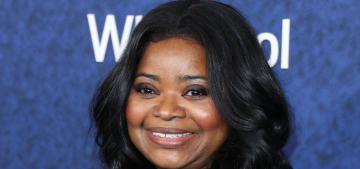 Octavia Spencer apologized to Britney privately for telling her to get a prenup