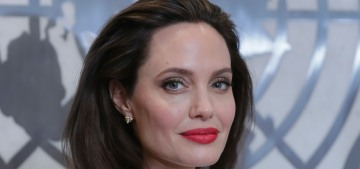 Angelina Jolie was 'honored' to meet the gymnasts testifying before Congress