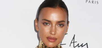 Irina Shayk: 'I think private life should be private. Irina is KGB-style'