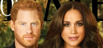 The Sussexes' Time cover 'will be seen as a stab in the heart of the monarchy'