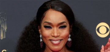 Angela Bassett in Greta Constantine at the Emmys: gorgeous and on point