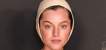 Emma Corrin brought Crucible Realness to the Emmys: cute or funny?