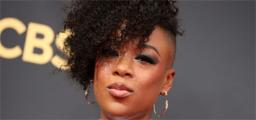Samira Wiley in Genny at the 2021 Emmys: best suit look?