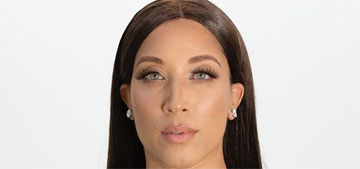 Robin Thede in Jason Wu at the Emmys: best reaction to losing?