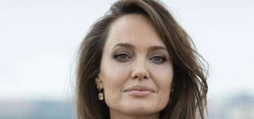 Angelina Jolie accused Brad Pitt of using his celebrity to get special treatment