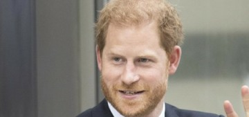 Prince Harry & Meghan are staying at the Carlyle, but not in the Royal Suite