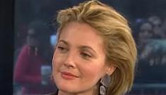 Drew Barrymore makes directorial debut with Whip It, faces her past