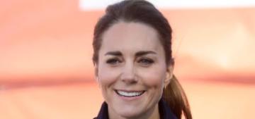 Duchess Kate played tennis with Emma Raducanu & other British tennis stars