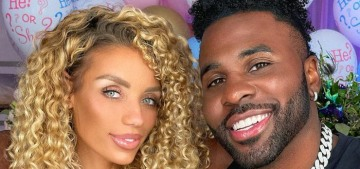"""""""Jason Derulo & Jena Frumes split four months after welcoming their son"""" links"""