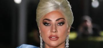 Lady Gaga in Schiaparelli at the AMMP gala: surprisingly wonderful?