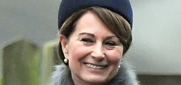 Carole Middleton gave a tacky, transactional interview to the Daily Mail