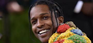 CA woman: My great grandmother made the quilt ASAP Rocky wore to Met Gala