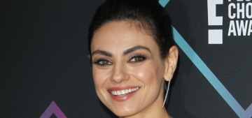 Mila Kunis: My kids touch 'a body of water' almost every other day