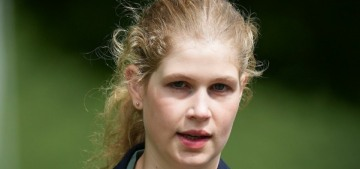 Lady Louise Windsor, 17, is apparently the monarchy's 'secret weapon'