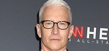 Anderson Cooper won't leave his son an inheritance but will pay for college