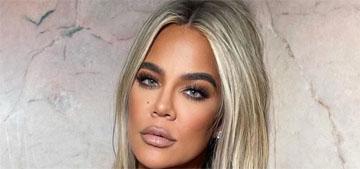 Khloe Kardashian had post-covid hair loss: 'it was really a struggle'