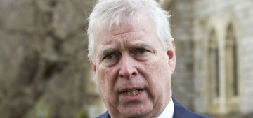 Prince Andrew has finally left Balmoral, he's driving back to Windsor
