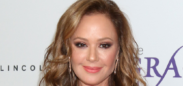 Leah Remini shades Laura Prepon for not speaking out against Scientology