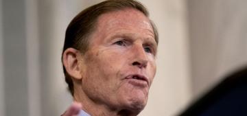 Sen. Blumenthal asks Facebook executive to 'commit to ending finsta'