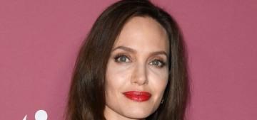 Angelina Jolie brought Zahara to Variety's Power of Women dinner
