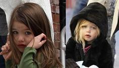 Suri Cruise & Shiloh Jolie-Pitt: the princess versus the tomboy