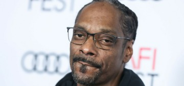 Snoop Dogg gives 'a lot of respect' to Harry & Meghan for walking away