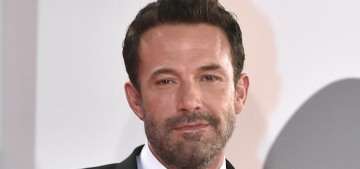 Ben Affleck: 'I'm very happy. It is a very happy time in my life, life is good'
