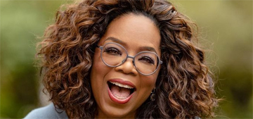 Oprah has three close friends, likes when they 'tell the truth no matter what'