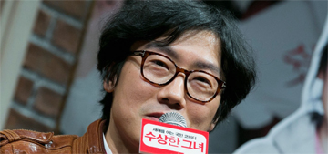 Squid Game creator Hwang Dong-hyuk spent 10 years trying to get it made