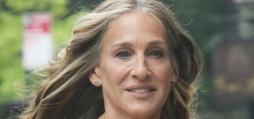 """""""Sarah Jessica Parker says 'And Just Like That' will premiere in December"""" links"""