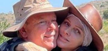 Prince Albert: Charlene 'is better,' she will be back in Monaco 'very soon'