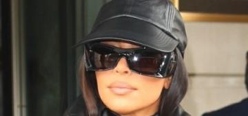 Is anyone else enjoying Kim Kardashian's Balenciaga fashion show in NYC?