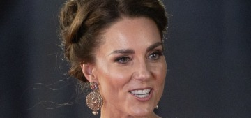 Duchess Kate 'intentionally' paid homage to Diana at the James Bond premiere