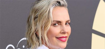 Charlize Theron: An 'incredible village of Black women' helps me with my daughters