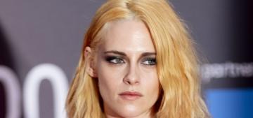 Kristen Stewart wore Chanel to the London Film Festival premiere of 'Spencer'