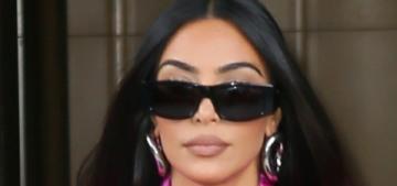 """Kim Kardashian's SNL promos are not funny or promising"" links"