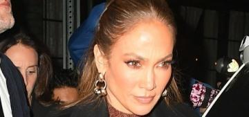 Autumnal Bennifer: Ben Affleck & J.Lo reunite in NYC for 'The Last Duel' premiere