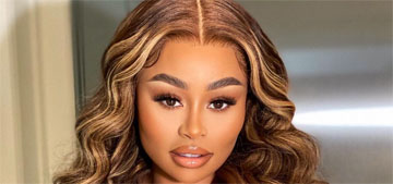 Blac Chyna rants at the airport: 'Get the vaccine and stop being stupid ho'