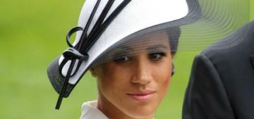 Ingrid Seward: If Lilibet Diana isn't christened in the UK, it's Meghan's fault