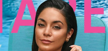 Vanessa Hudgens: 'My overall food philosophy is, if it's real, I'll eat it'