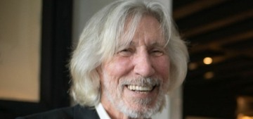 Roger Waters, 78, married his fifth wife Kamilah Chavis in the Hamptons