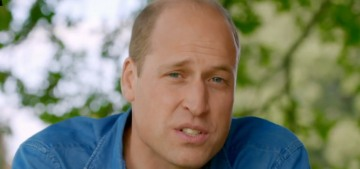 Prince William: Prince George is 'acutely aware' of environmental issues
