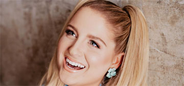 Meghan Trainor on her couples toilets: 'This is the best thing about my house'