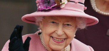 Queen Elizabeth: It's 'irritating' when people are all talk & no action on the environment