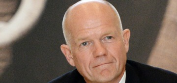 William Hague is leaving the House of Lords to work on the Cambridges' foundation