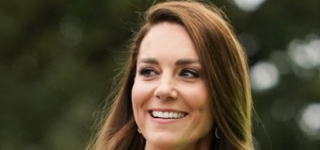 Duchess Kate rewore a McQueen at the Earthshot ceremony: keen in lilac?