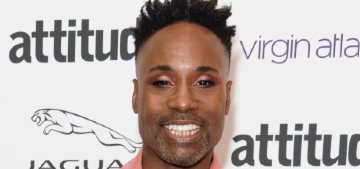 Billy Porter: Vogue 'put Harry Styles, a straight white man, in a dress on their cover'